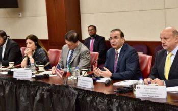 México y EUA acuerdan acciones contra la trata, migración y delincuencia