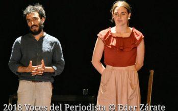 """El Teatro Sergio Magaña recibió """"Macondo, nuestra casa encerrada"""", homenaje a las letras de García Márquez"""