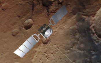 Todo lo que debe saber sobre el agua en Marte