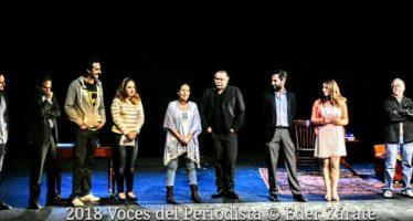 """""""Martes con mi viejo profesor"""" se reestrenó con éxito anoche en el Teatro Xola"""