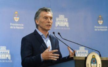 """FMI revisará plan de ayuda a Argentina por las """"condiciones adversas"""""""