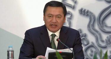 Osorio Chong, futuro coordinador de senadores del PRI