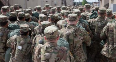 ¿Cuántas tropas tiene EE.UU. en el extranjero?