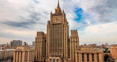 Los Cascos Blancos demostraron su hipocresía: Moscú