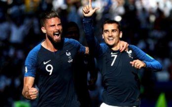 Listos los duelos de cuartos de final de Copa Mundial Rusia 2018