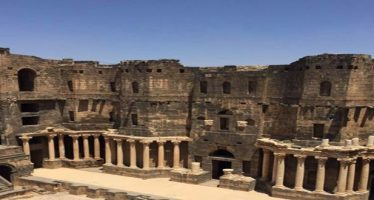 Los terroristas destruyen el museo antiguo de la ciudad de Bosra