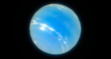 Las imágenes de Neptuno más nítidas de la historia