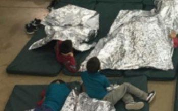 Separación de niños, momento muy oscuro en historia de EUA