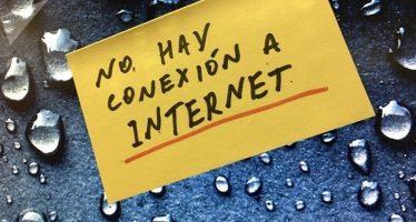El cambio climático amenaza internet