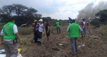 Sin reporte de fallecidos por accidente aéreo en Durango Protección Civil