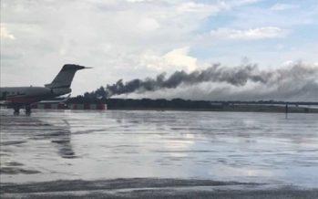 Comunicaciones confirma 97 pasajeros y cuatro tripulantes en vuelo de Aeroméxico