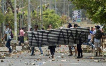 EUA responsabiliza a Ortega de represión en Nicaragua