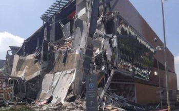 Incidente en Plaza Artz se debió a error en cálculo estructural