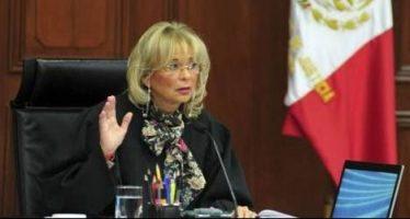 Delitos de alto impacto no tendrían amnistía: Sánchez Cordero