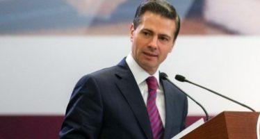 Peña Nieto instruye a Sedena a brindar apoyo por percance aéreo en Durango