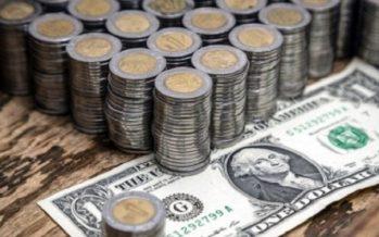 Dólar promedia $19.24 pesos a la venta, en aeropuerto capitalino
