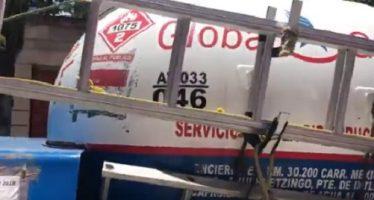 Global Gas puso en riesgo a Fraccionamiento Granjas Mérida