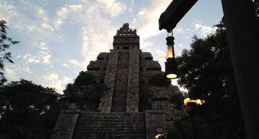 Terremoto revela un secreto oculto en una pirámide azteca