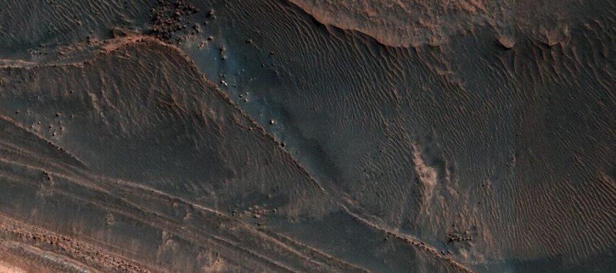La NASA publica imágenes impresionantes de Marte