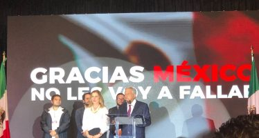 Reconciliación y no dictadura, ofrece López Obrador
