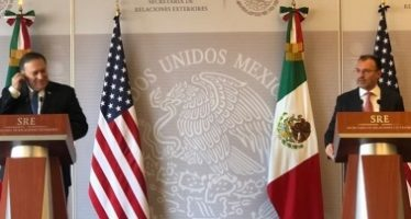 EU quiere relación comercial recíproca y moderna con México
