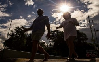 Al extremo, la radiación solar en la Ciudad de México