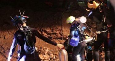 México se congratula por rescate de niños tailandeses