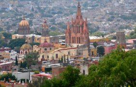 """San Miguel de Allende: """"Mejor ciudad del mundo para visitar"""""""