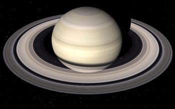 Graban una 'conversación' entre Saturno y Encélado