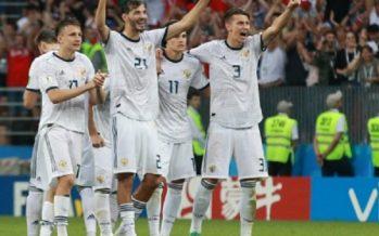 Rusia elimina a España en penales y pasa a la siguiente ronda