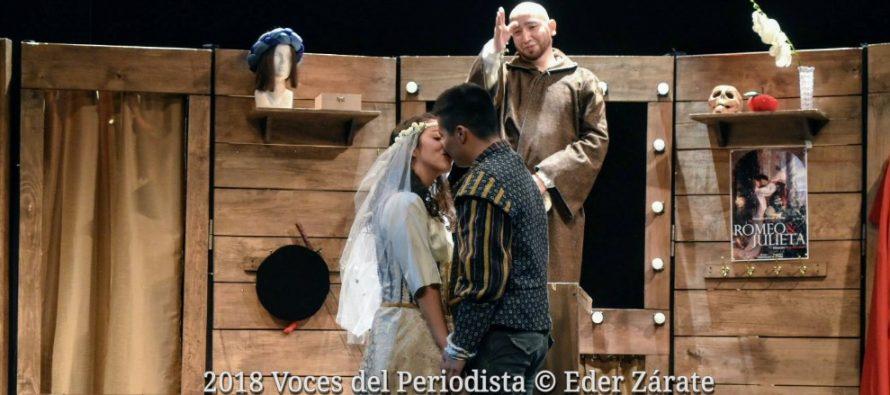 """""""Silencio, Romeo"""", un clásico de Shakespeare en lengua de señas mexicana"""