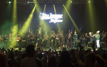 """""""Ska Reggae Sinfónico"""" ofreció una noche inolvidable en el Teatro Metropólitan"""