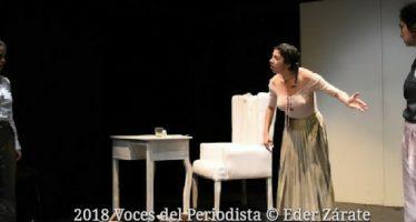 """""""Tarde para arrepentirse"""", una mirada mordaz de las relaciones humanas llega al Teatro La Capilla"""