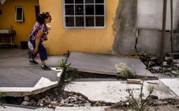 Inédito estudio de suelo en zona de Tláhuac, afectada por sismo