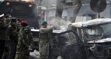 Ataques terroristas en Afganistán dejan 23 muertos y más de 50 heridos