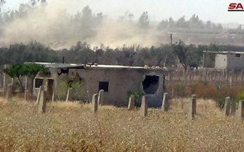 SANA filtra un video de cómo los Cascos Blancos escenifican un ataque químico en Siria