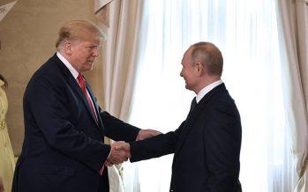 """Trump consideraría """"levantar las sanciones"""" a Rusia si coopera con EEUU"""