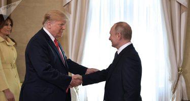 ¿Trump o Putin? ¿Quién dominó en lenguaje corporal?