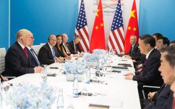 EEUU y China al borde de una guerra comercial