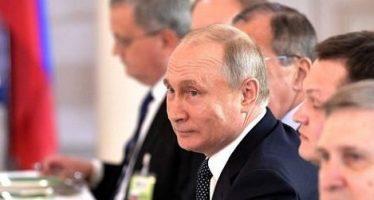 Putin rechaza haber intervenido en elecciones de EUA