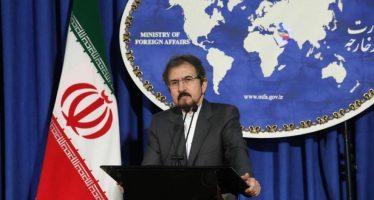 Imposible entablar diálogo con EUA por su política hostil: Irán