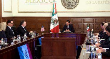 Peña Nieto pide a EEUU reunificación de familias separadas