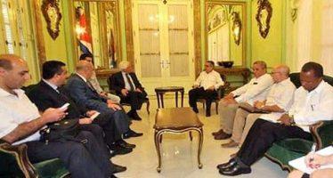 Cuba: Seguiremos prestando apoyo a Siria contra el terrorismo