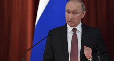 Putin: El terrorismo internacional recibió un golpe mortal en Siria