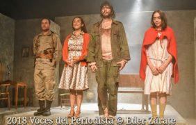 """""""36 horas cuenta abajo. Escuela de las Américas"""". Inspirada en la vida del Che Guevara."""
