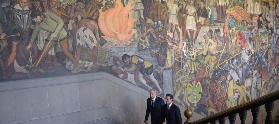 López Obrador y Peña Nieto acuerdan envío de propuesta para SSP federal