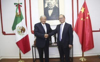López Obrador busca reducir déficit comercial de México con China