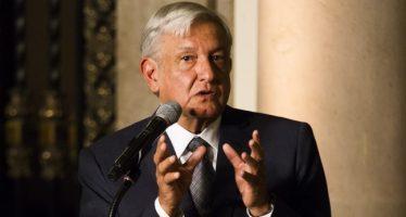 López Obrador se reunió con el secretario de Marina, Soberon Sanz