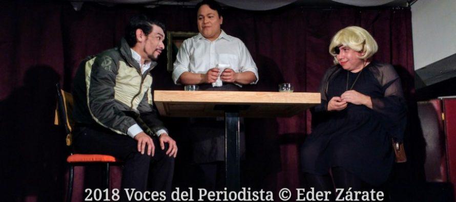 """Termina temporada """"Almas Gemelas"""" de la compañía Teatro Bajo tu Piel en Art House México"""