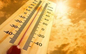 Altas temperaturas y lluvias continuarán en la mayor parte del país